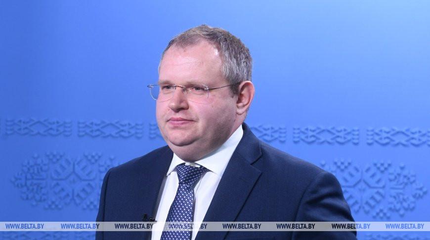 Максим Ермолович. Фото из архива