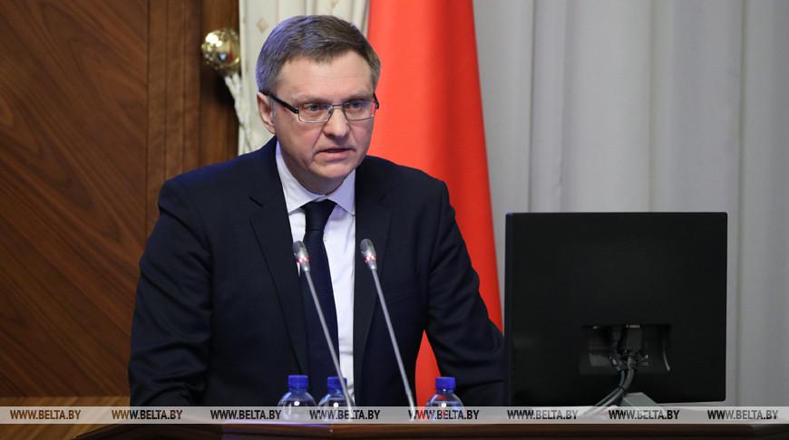 В Беларуси рассматривают два пакета мер по поддержке в условиях пандемии - Минэкономики