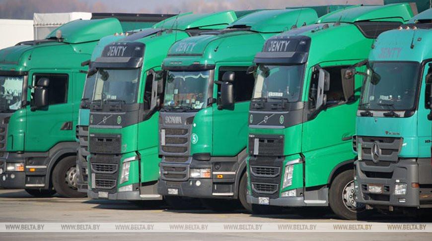 Наработки Беларуси по COVID-19 стали основой для проекта требований к транзиту автотранспорта в ЕАЭС
