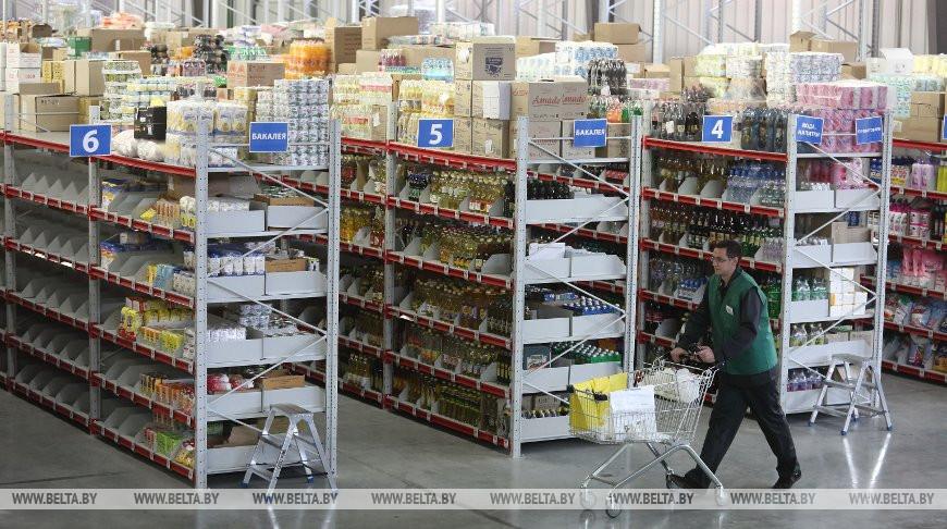 Розничный товарооборот в Беларуси в январе-апреле вырос на 4,7%