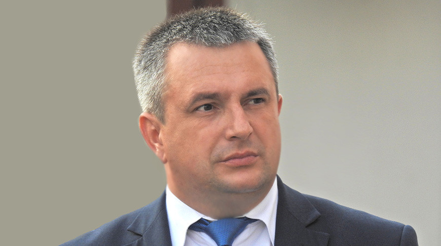 Иван Крупко. Фото Минсельхозпрода