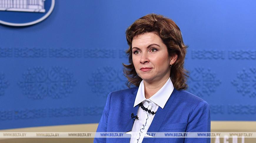 Татьяна Лугина. Фото из архива