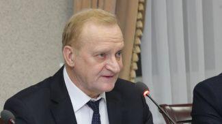 Владимир Гусаков. Фото из архива