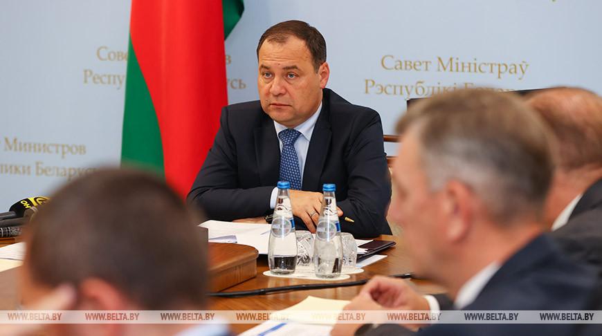 Роман Головченко во время заседания