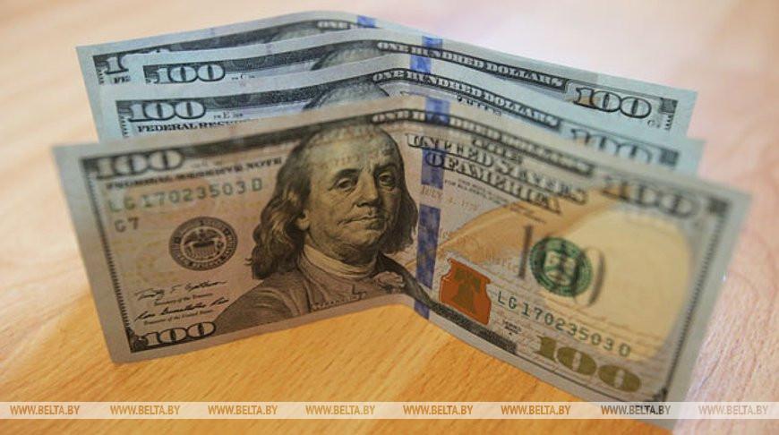 Более 45% выявленных в I квартале поддельных банкнот составили доллары