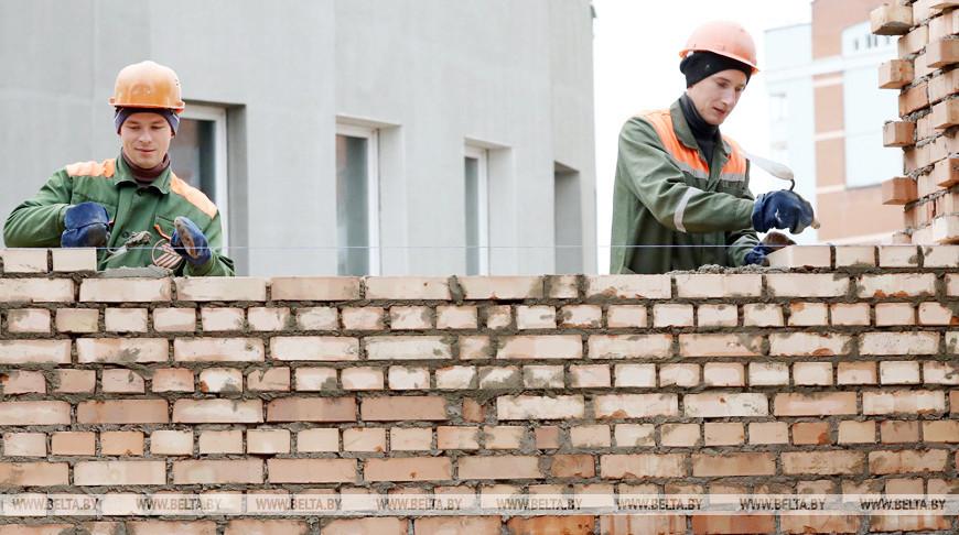 В Беларуси в этом году планируется построить 1,6 млн кв.м индивидуального жилья