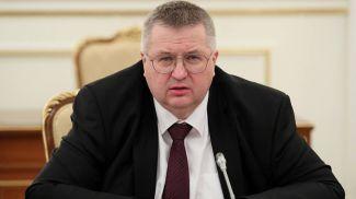 Алексей Оверчук. Фото ТАСС