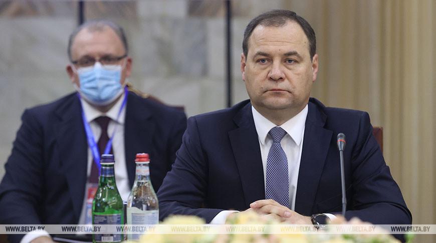 Головченко: пандемия поставила ряд вызовов перед странами ЕАЭС