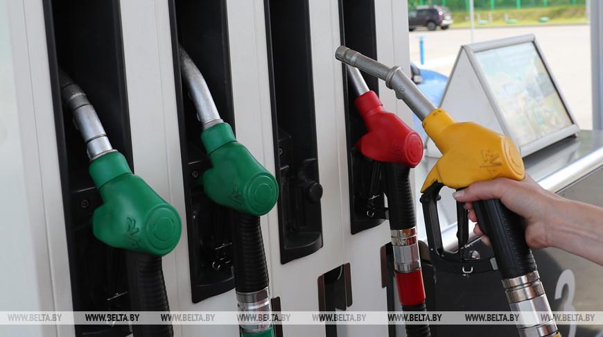 Автомобильное топливо в Беларуси с 20 октября дорожает на 1 копейку