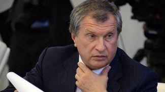 Игорь Сечин. Фото  Коммерсантъ