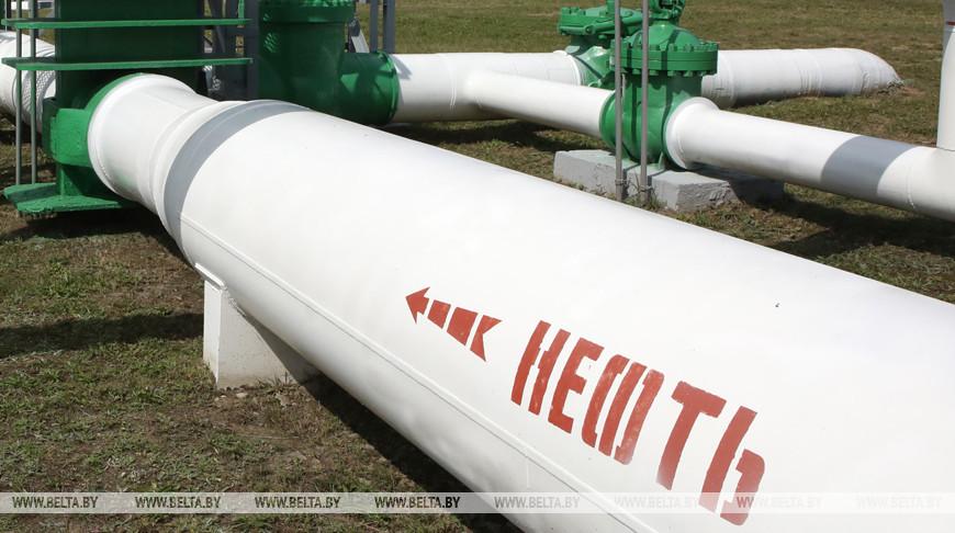 Транзит нефти в Польшу через Беларусь возобновлен