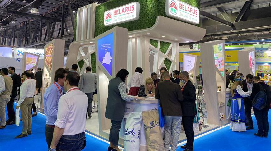 Белорусские производители будут представлены на крупных выставках в Турции и ОАЭ