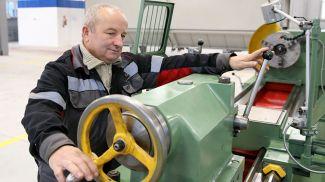 Инженер-механик нового цеха Николай Афанаськов