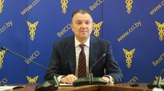 Председатель БелТПП Владимир Улахович