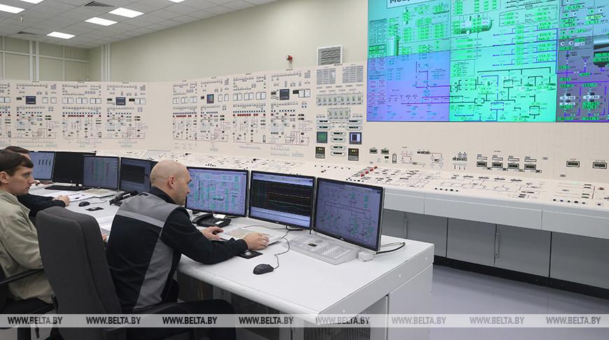 Временное прекращение поставки электроэнергии от БелАЭС предусмотрено программой энергопуска - Минэнерго