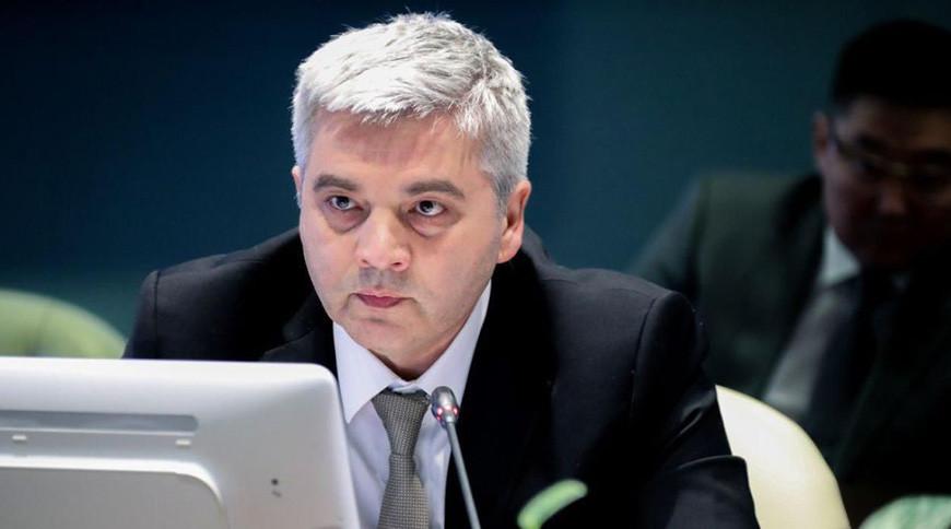 Артак Камалян. Фото пресс-службы ЕЭК