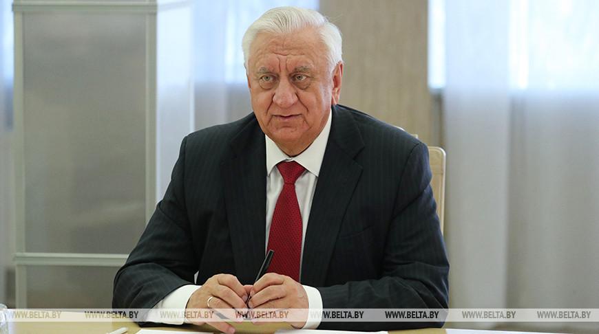 Обмен законотворческими планами позволил бы странам ЕАЭС избежать появления барьеров - Мясникович