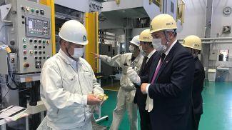 Фото посольства Беларуси в Японии