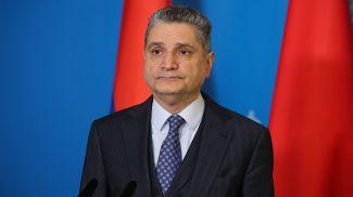 Тигран Саркисян. Фото из архива