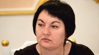 Елена Чеботарева. Фото из архива