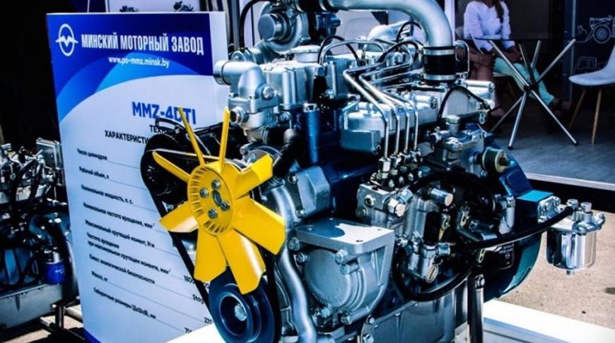 Фото Минского моторного завода