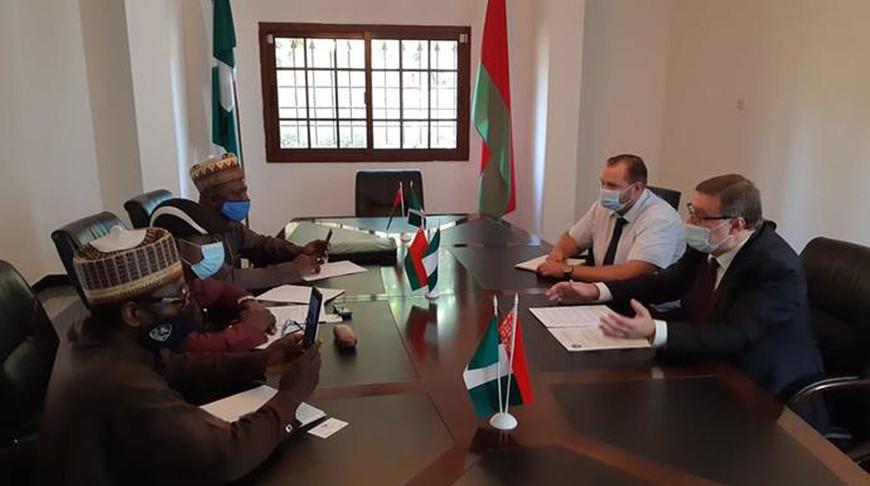 Фото посольства Беларуси в Нигерии