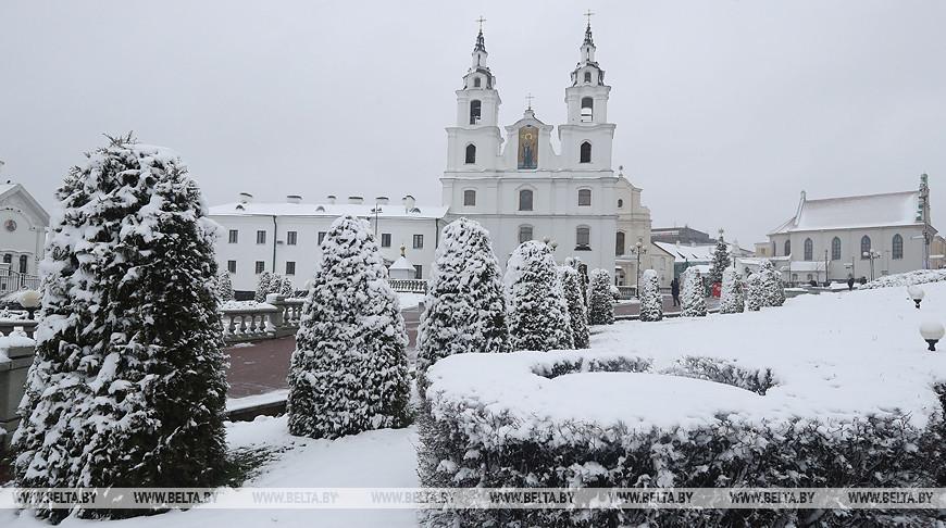 Свято-Духов кафедральный собор. Фото из архива