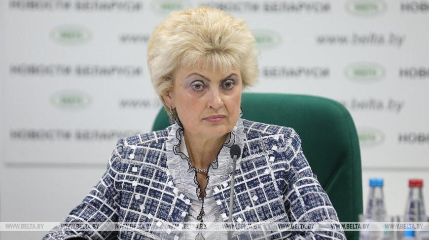 Валентина Масловская. Фото из архива