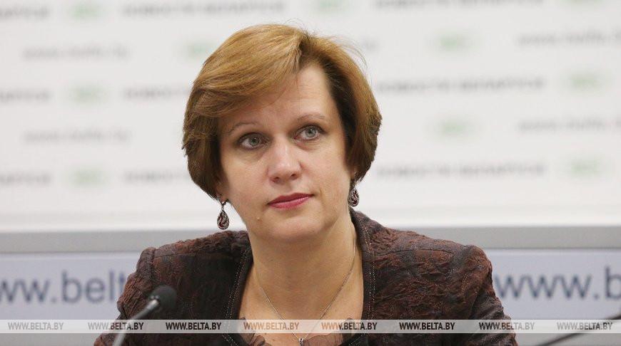 Ирина Глинская. Фото из архива