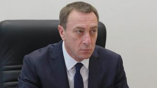 Николай Снопков. Фото из архива
