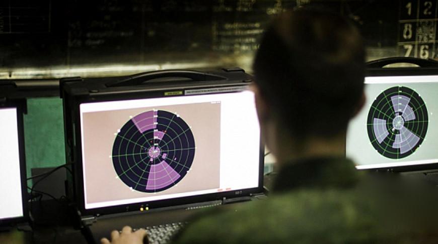 Силы противовоздушной обороны Беларуси успешно выполнили перехваты условных судов-нарушителей