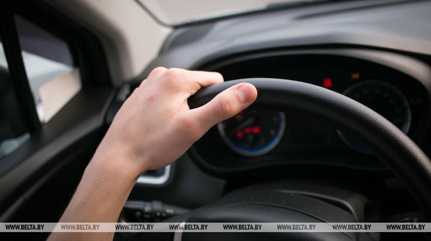 ГАИ призывает водителей быть внимательными при гололедице