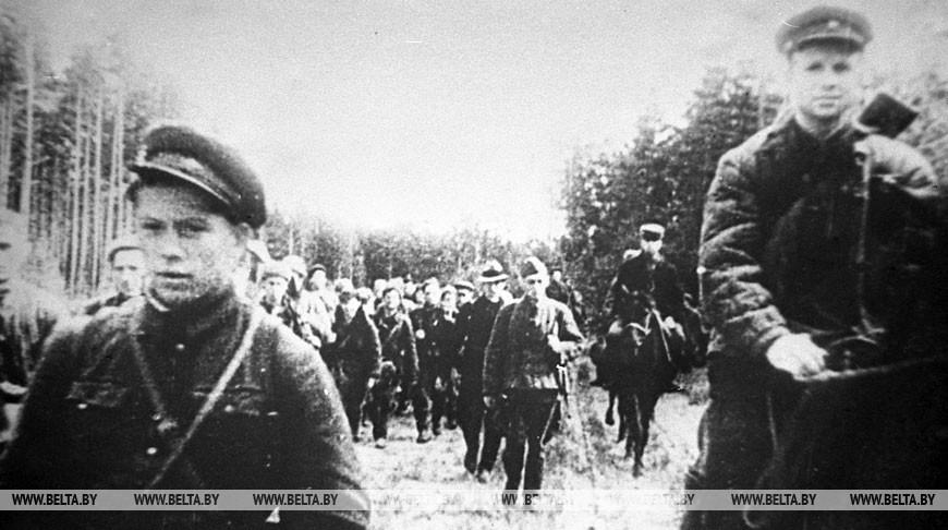 Выход партизан через Суражские ворота, 1 августа 1942 года