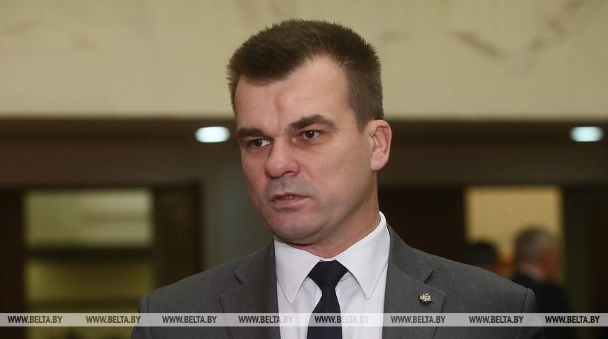 Олег Слижевский. Фото из архива