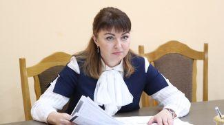 Ольга Шпилевская. Фото из архива