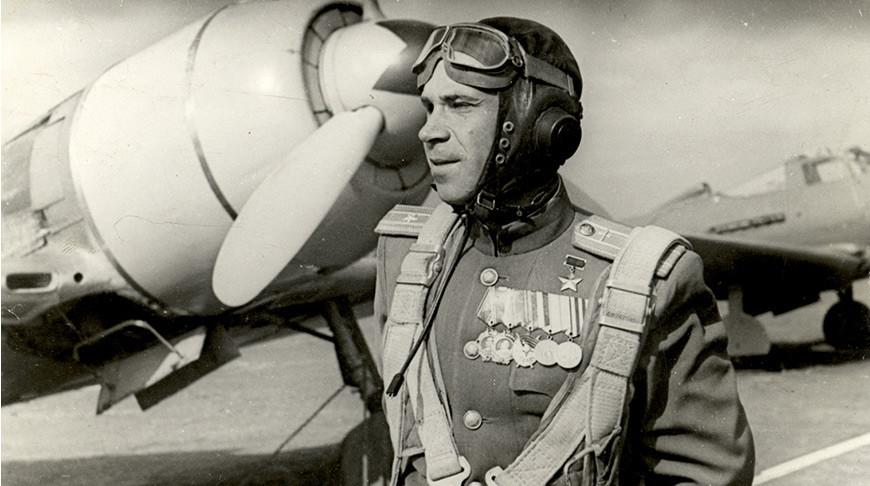 Герой Советского Союза Борис Ковзан