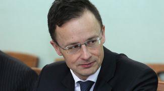 Петер Сийярто. Фото Министерства спорта и туризма