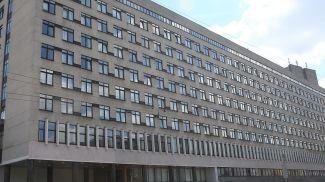 Министерство здравоохранения Беларуси. Фото из архива