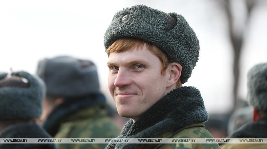 Более тысячи человек призовут из запаса во время второго этапа проверки белорусской армии