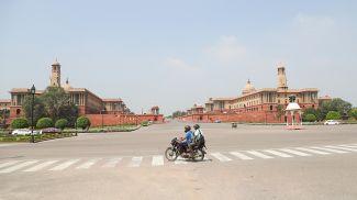 Нью-Дели. Фото из архива
