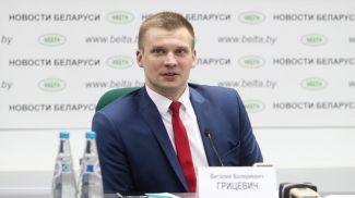 Виталий Грицевич. Фото из архива
