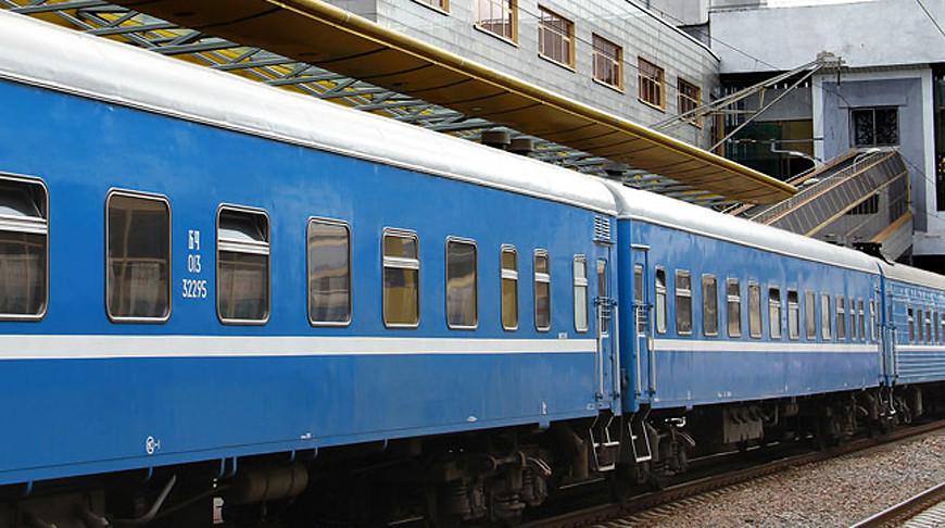 Большинство поездов из Беларуси в Москву и Санкт-Петербург отменяются с 23 марта