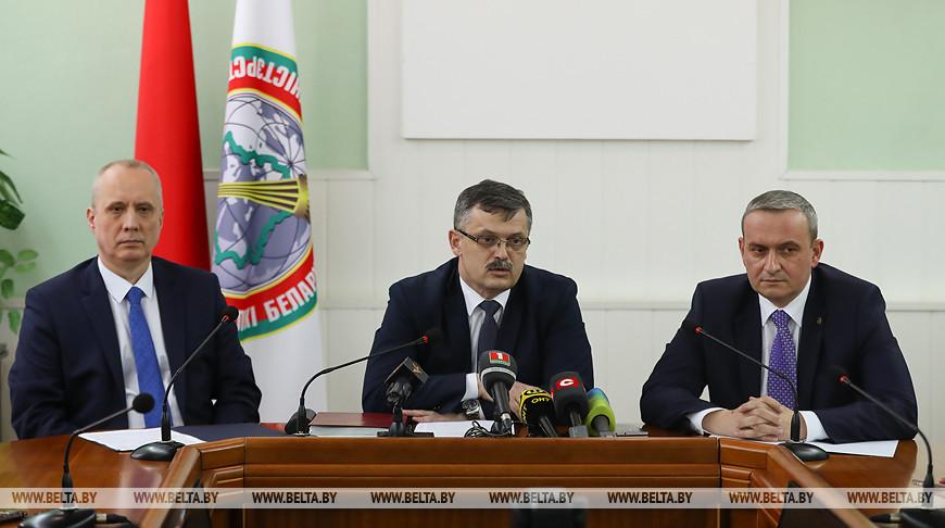 Андрей Дапкюнас, Сергей Ковальчук и Алексей Авраменко