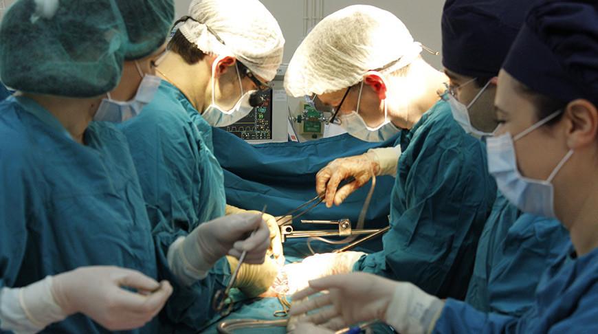 Фото из Facebook-аккаунта Минского НПЦ хирургии, трансплантологии и гематологии