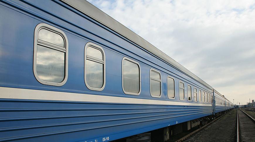 Белорусы могут воспользоваться поездом Киев-Рига-Киев 21-22 марта для возвращения домой