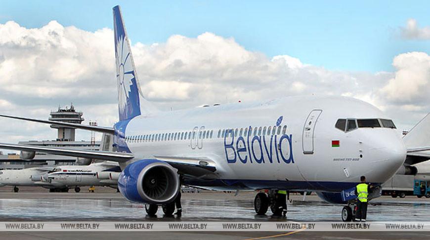 Самолет с белорусами и гражданами Армении, Украины и Литвы вылетел из Внуково в Минск