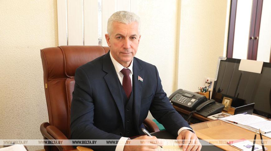 Анатолий Щастный. Фото из архива