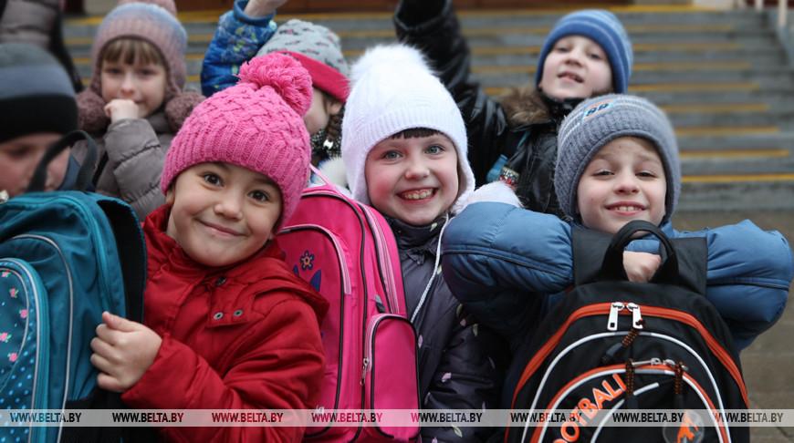 Школьные каникулы в Беларуси начнутся 30 марта