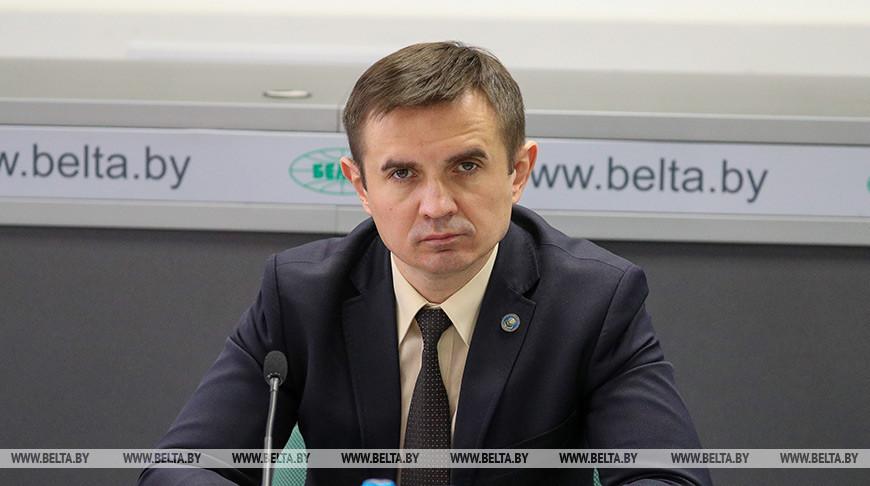 Сергей Касперович. Фото из архива