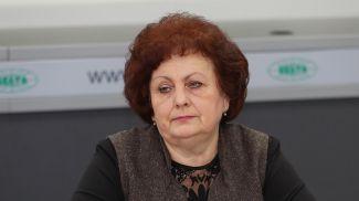 Мария Горбацевич